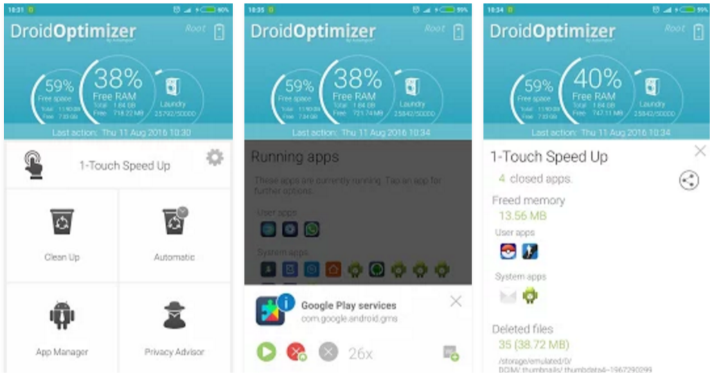 7 Apps Just Like Clean Master For Android Phone And Tablet Protractor