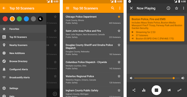 5 Best Free Police Scanner Apps For Android To Stay Safe | Protractor