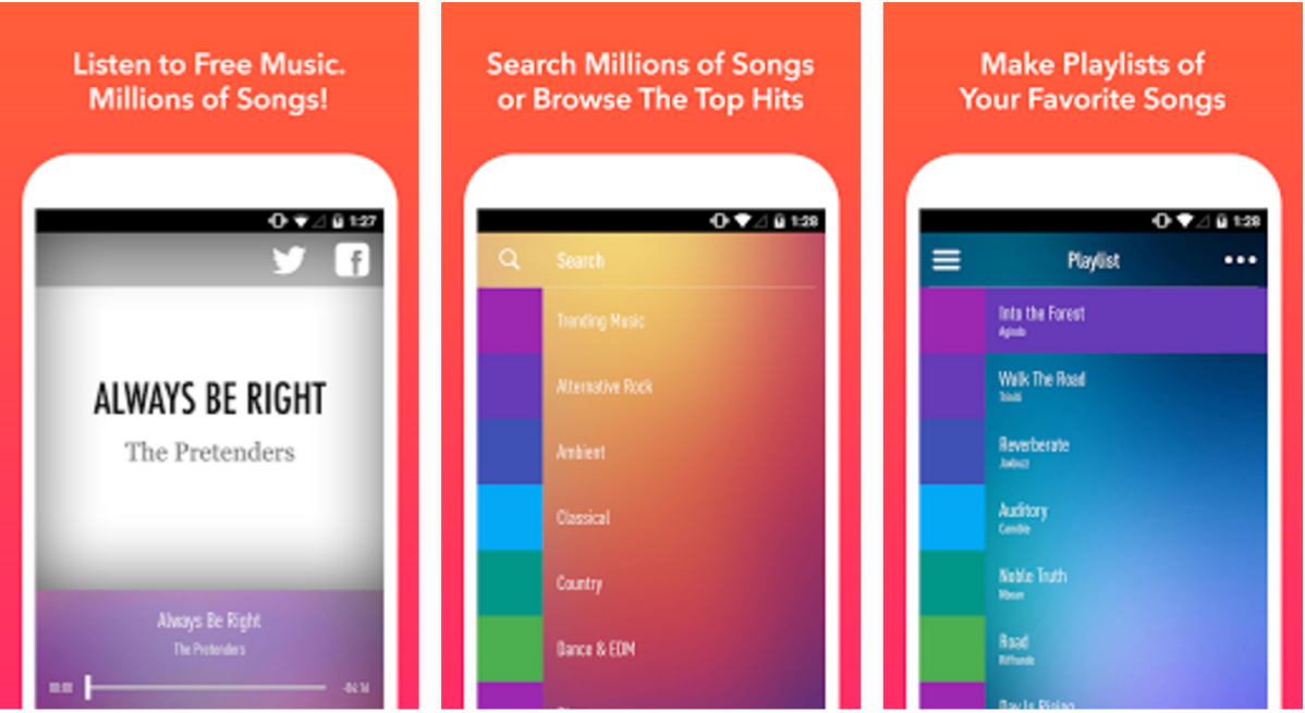 6 Best Free Music Download Apps For Android | Protractor